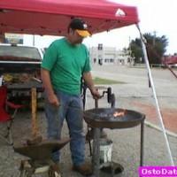 Blacksmith, Man 52  Tulsa Oklahoma