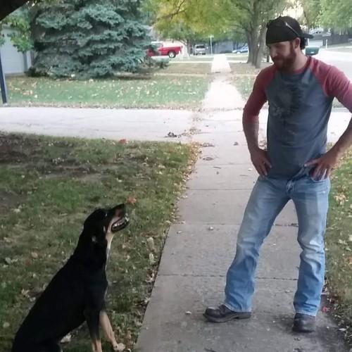 Brandon, Man 33  Topeka Kansas